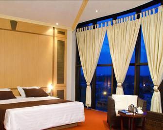 Gold Leaf Hotel - Port Louis - Bedroom