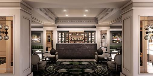The Savoy Hotel On Little Collins Melbourne - Melbourne - Bar