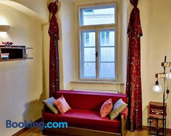 Apartmány na Trojmezí, byt Markéta - Slavonice - Living room
