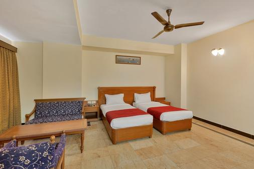 Oyo 10534 Hotel Kanishka - Bengaluru - Bedroom