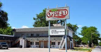The Oakwood Inn - Sterling - Gebäude