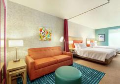 Home2 Suites by Hilton Brandon Tampa - Tampa - Makuuhuone