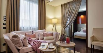 Winter Garden Hotel Bergamo Airport - Grassobbio - Sala de estar