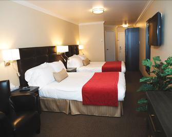Auberge l'Ambassadeur - Amqui - Bedroom