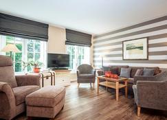 Relais & Châteaux Landhaus Stricker - Sylt - Sala de estar