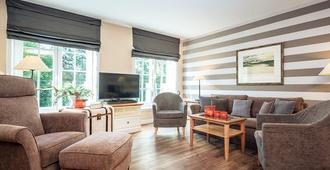 Relais & Châteaux Landhaus Stricker. - Sylt - Sala de estar
