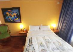 Hotel Boutique Studio - Manizales - Bedroom