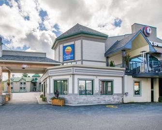Comfort Inn Mont Laurier - Mont-Laurier - Building