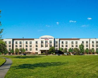Springhill Suites By Marriott Omaha East/Council Bluffs, Ia - Council Bluffs - Building