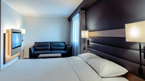 Moxy London Stratford - London - Bedroom