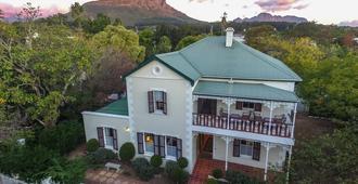 Evergreen Manor And Spa - Stellenbosch - Edificio