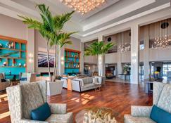 Sheraton Panama City Beach Golf & Spa Resort - Панама-Сити-Бич - Лобби