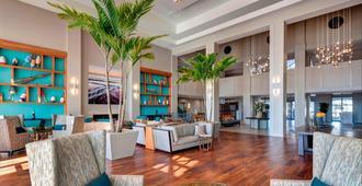 Sheraton Panama City Beach Golf & Spa Resort - Panama City Beach - Lobby