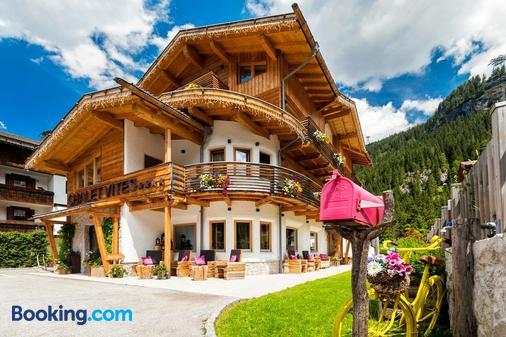 Chalet Vites Mountain Hotel - Canazei - Toà nhà