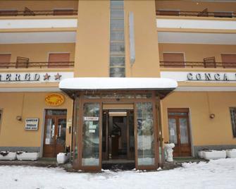 Hotel Conca D'oro - Lama Mocogno - Building