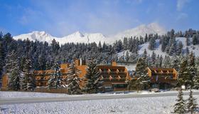 Sawridge Inn Jasper - Jasper - Gebouw