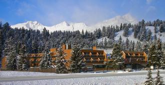 Sawridge Inn & Conference Centre Jasper - Jasper - Edificio