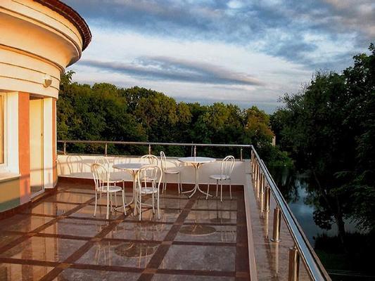 Villa Glamour - Kaliningrad - Balkon