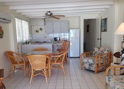 阿魯巴島海灘別墅酒店 - 努德 - 奧臘涅斯塔德 - 餐廳