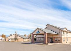 Days Inn & Conference Center by Wyndham Ellensburg - Ellensburg - Building