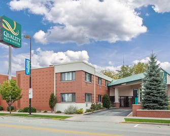 Quality Inn & Suites Downtown - Green Bay - Edificio