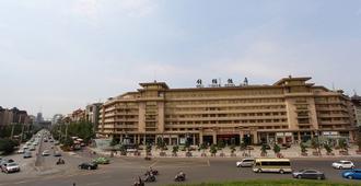 Bell Tower Hotel Xian - Tây An - Phòng ngủ