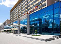 Intourist Hotel - Запорожье - Здание
