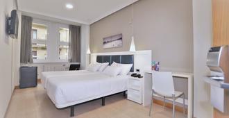 Hostal Alemana - San Sebastian - Yatak Odası