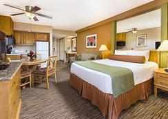 Plaza Resort And Spa - Palm Springs - Bedroom