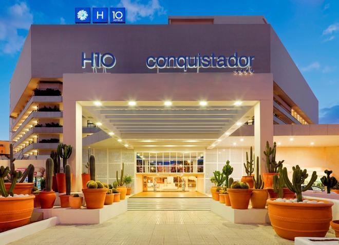 H10 Conquistador - Playa de las Américas - Building