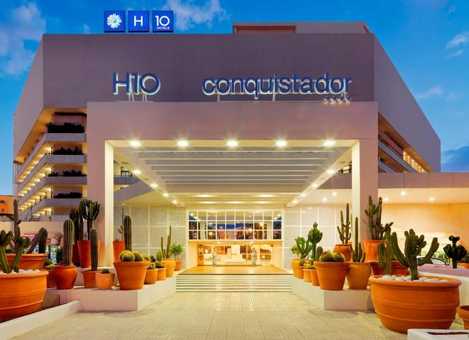 H10 征服者酒店 - 阿羅納 - 美洲海灘 - 建築