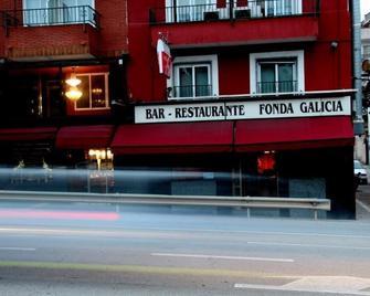 Hostal Fonda Galicia - Cardedeu - Building