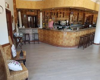 Hostal Los Arcos - Вехер-де-ла-Фронтера - Bar