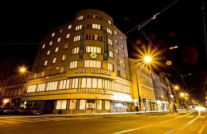 Hotel Harmony - Πράγα - Κτίριο