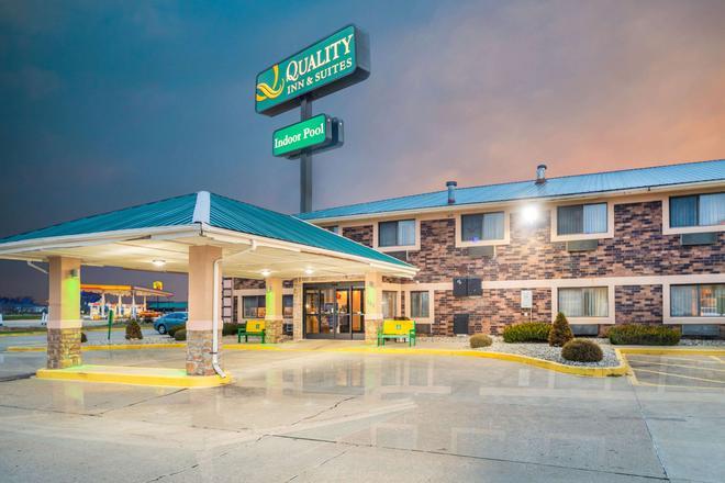 Quality Inn - Danville - Bâtiment