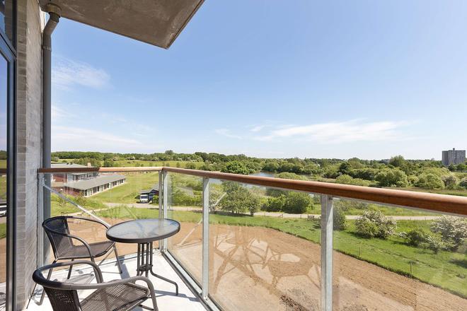 Best Western Plus Hotel Fredericia - Fredericia - Balcony