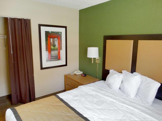 查爾斯頓機場美國長住酒店 - 北查爾斯頓 - 北查爾斯頓 - 臥室