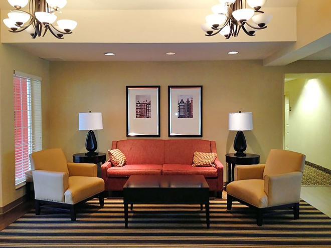 查爾斯頓機場美國長住酒店 - 北查爾斯頓 - 北查爾斯頓 - 休閒室