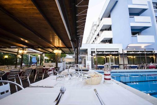 Grand Hotel Helios - Tarquinia - Restaurant
