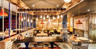 ibis Styles Manchester Portland - מנצ'סטר - מסעדה