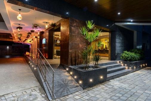 加爾各答豪生酒店 - 加爾各答 - 建築