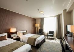 Kanazawa Tokyu Hotel - Kanazawa - Κρεβατοκάμαρα