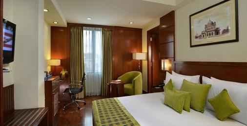 勒克瑙鬱金香酒店 - 勒克瑙 - 勒克瑙 - 臥室