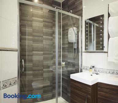 Ashburton House - Scarborough - Phòng tắm