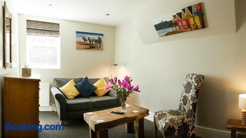 Ashburton House - Scarborough - Phòng khách