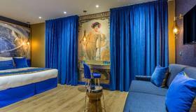 Hotel Les Bulles De Paris - Paris - Soveværelse