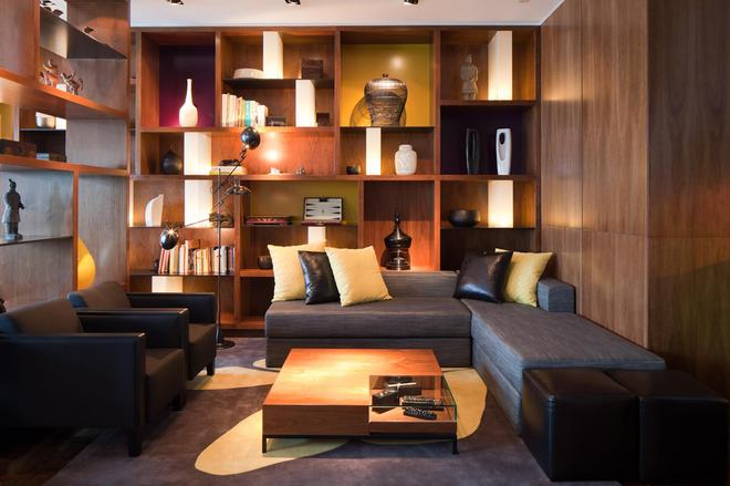 Hotel ICON - Hong Kong - Lounge