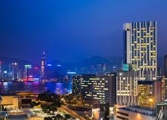Hotel ICON - Hong Kong - Outdoors view