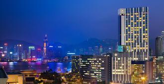 Hotel ICON - Hong Kong - נוף חיצוני