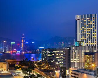 Hotel ICON - Hong Kong - Outdoor view